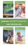 Harlequin Heartwarming July 2018 Box Set: A Clean Romance, Denman, Amie & Carpenter, Beth & Jones, Eleanor & Powell, Syndi