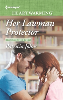 Her Lawman Protector: A Clean Romance, Johns, Patricia