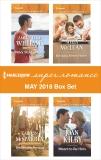 Harlequin Superromance May 2018 Box Set, McSparren, Carolyn & MacLean, Stella & Williams, Amber Leigh & Kilby, Joan