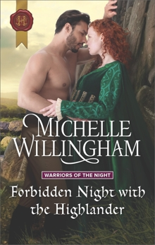 Forbidden Night with the Highlander: A Medieval Romance, Willingham, Michelle