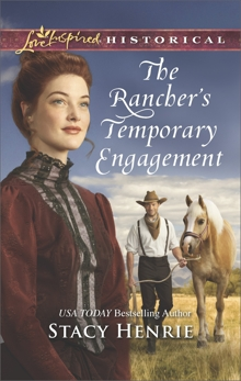 The Rancher's Temporary Engagement, Henrie, Stacy