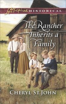 The Rancher Inherits a Family, St.John, Cheryl