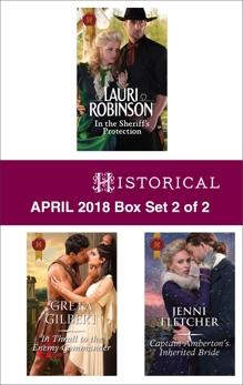 Harlequin Historical April 2018 - Box Set 2 of 2