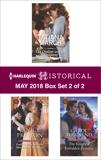 Harlequin Historical May 2018 - Box Set 2 of 2, Townend, Carol & March, Tatiana & Preston, Janice