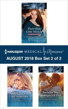 Harlequin Medical Romance August 2018 - Box Set 2 of 2, Anderson, Caroline & Drake, Dianne & Douglass, Traci