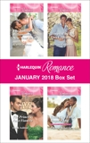 Harlequin Romance January 2018 Box Set, Ashton, Leah & Wilson, Scarlet & Cudmore, Katrina & Beharrie, Therese