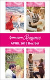 Harlequin Romance April 2018 Box Set, Pembroke, Sophie & Winters, Rebecca & McKellen, Christy & Bucannon, Bella