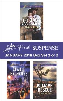 Harlequin Love Inspired Suspense January 2018 - Box Set 2 of 2, Harris, Lisa & Stowe, Tanya & Barritt, Christy