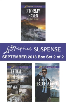 Harlequin Love Inspired Suspense September 2018 - Box Set 2 of 2, Phillips, Lisa & Goddard, Elizabeth & Post, Carol J.