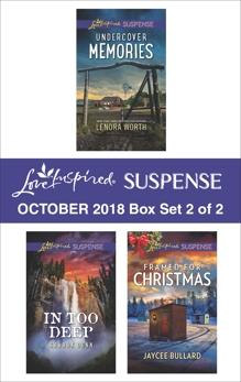 Harlequin Love Inspired Suspense October 2018 - Box Set 2 of 2, Bullard, Jaycee & Worth, Lenora & Dunn, Sharon