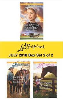 Harlequin Love Inspired July 2018 - Box Set 2 of 2