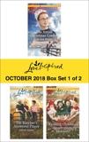 Harlequin Love Inspired October 2018 - Box Set 1 of 2, Brown, Jo Ann & Kemerer, Jill & James, Arlene