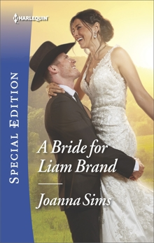 A Bride for Liam Brand, Sims, Joanna
