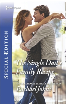 The Single Dad's Family Recipe, Johns, Rachael