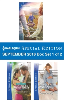 Harlequin Special Edition September 2018 - Box Set 1 of 2, Connelly, Stacy & Major, Michelle & Bagwell, Stella