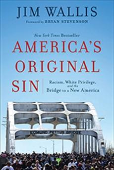 America's Original Sin: Racism, White Privilege, and the Bridge to a New America, Wallis, Jim