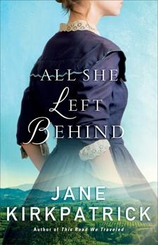 All She Left Behind, Kirkpatrick, Jane