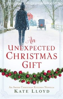 An Unexpected Christmas Gift: An Amish Christmas Kitchen Novella, Lloyd, Kate