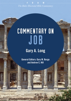 Commentary on Job: From The Baker Illustrated Bible Commentary, Long, Gary A.