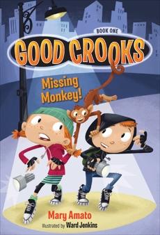 Missing Monkey!, Amato, Mary