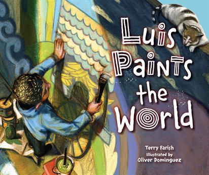 Luis Paints the World, Farish, Terry