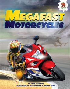 Megafast Motorcycles, Farndon, John