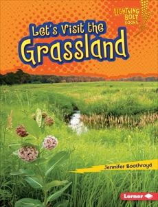 Let's Visit the Grassland, Boothroyd, Jennifer