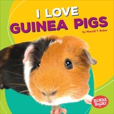 I Love Guinea Pigs, Rober, Harold