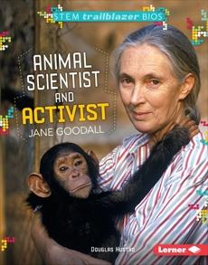 Animal Scientist and Activist Jane Goodall, Hustad, Douglas