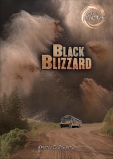 Black Blizzard, Johnson, Kristin F.
