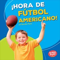 ¡Hora de fútbol americano! (Football Time!), Flynn, Brendan