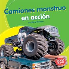 Camiones monstruo en acción (Monster Trucks on the Go), Dinmont, Kerry