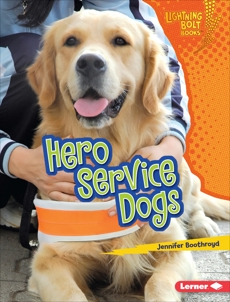 Hero Service Dogs, Boothroyd, Jennifer