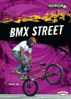 BMX Street, Cain, Patrick G.