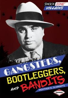Gangsters, Bootleggers, and Bandits, Schwartz, Heather E.