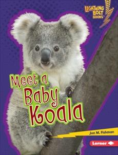 Meet a Baby Koala, Fishman, Jon M.