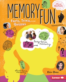 Memory Fun: Facts, Trivia, and Quizzes, Olson, Elsie