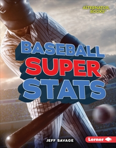 Baseball Super Stats, Savage, Jeff