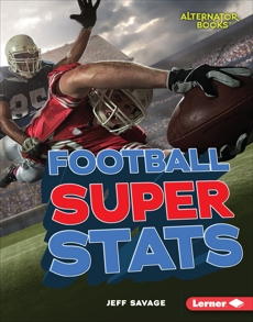 Football Super Stats, Savage, Jeff