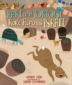 Hare and Tortoise Race Across Israel, Gehl, Laura & Book Buddy Digital Media (COR)
