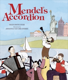 Mendel's Accordion, Hyde, Heidi Smith