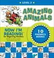 Now I'm Reading! Level 2: Amazing Animals, Gaydos, Nora