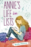 Annie's Life in Lists, Mahoney, Kristin