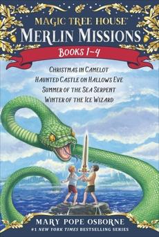 Magic Tree House Merlin Missions Books 1-4, Osborne, Mary Pope