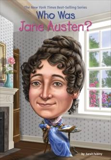 Who Was Jane Austen?, Fabiny, Sarah