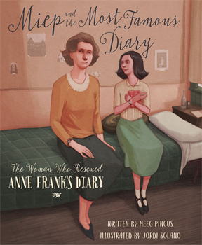 Miep and the Most Famous Diary, Pincus, Meeg