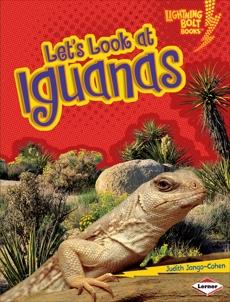 Let's Look at Iguanas, Jango-Cohen, Judith