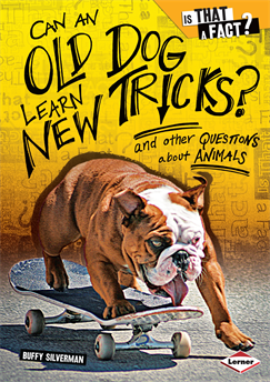 Can an Old Dog Learn New Tricks?: And Other Questions about Animals, Silverman, Buffy