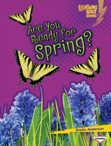 Are You Ready for Spring?, Anderson, Sheila