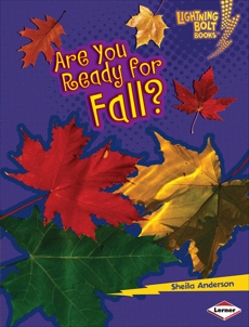 Are You Ready for Fall?, Anderson, Sheila